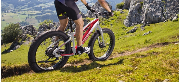 New electric bike Rossignol